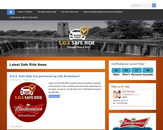 S.O.S. Safe Ride