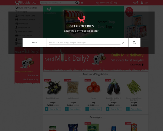 Biggmart.com