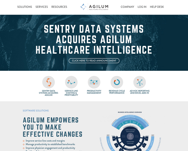 Agilum Healthcare Intelligence
