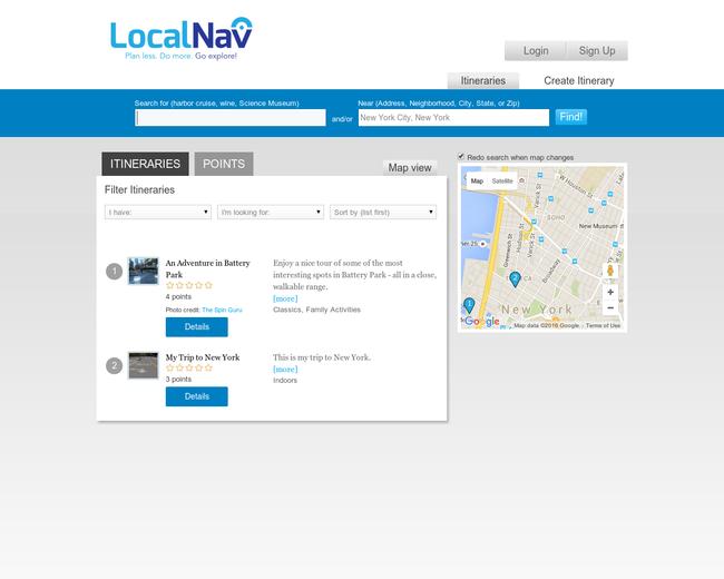LocalNav