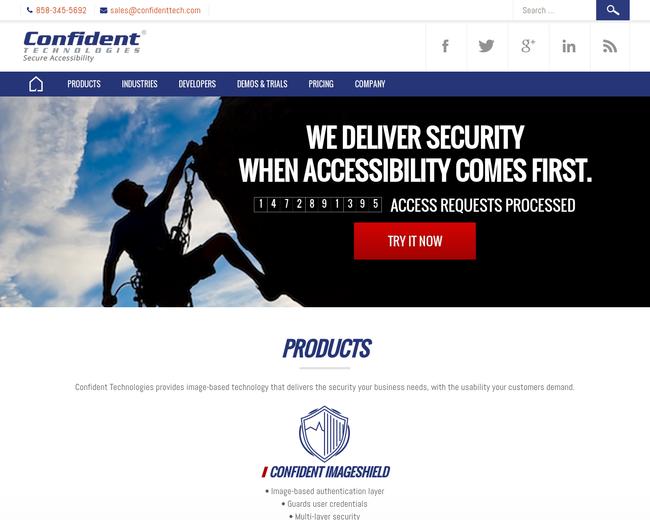 Confident Technologies