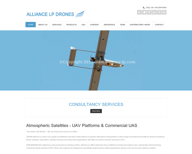 Alliance Lp Drones