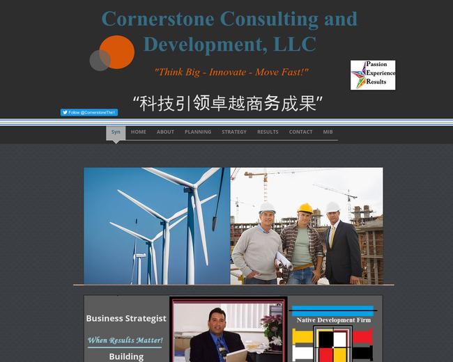 Cornerstone Consulting and Development