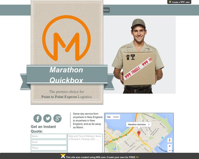 Marathon Quickbox