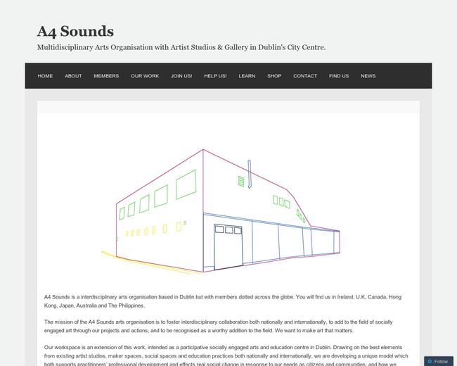 A4 Sounds