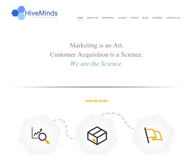 HiveMinds Innovative Market Solutions