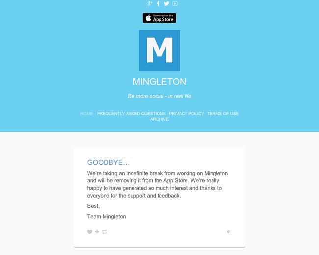 Mingleton