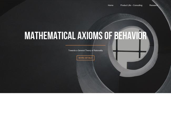 Cognitive Algorithms Laboratory
