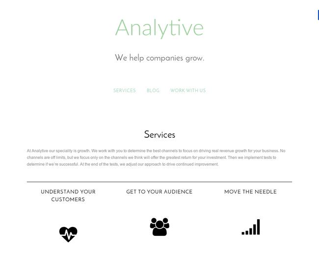 Analytive