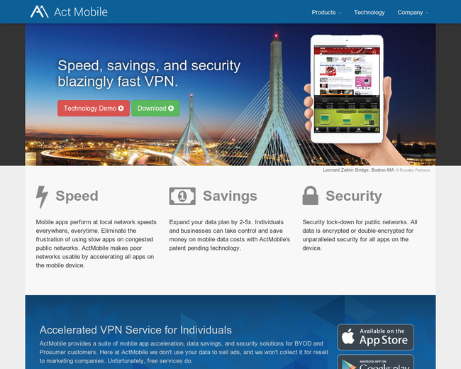 ActMobile Networks