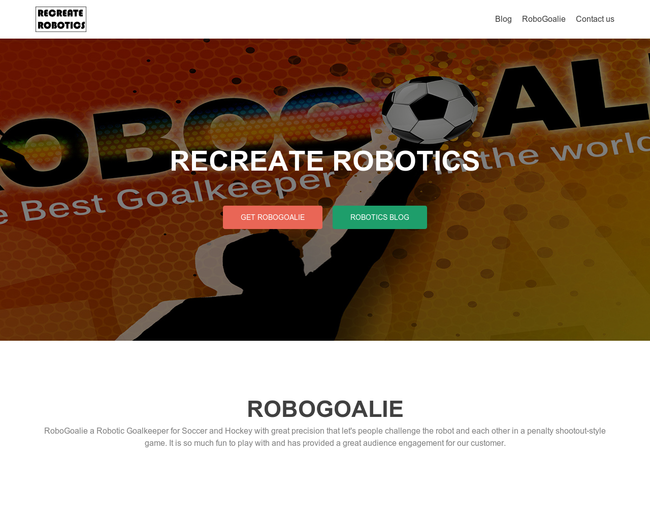 Recreate Robotics