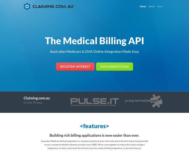 Claiming.com.au