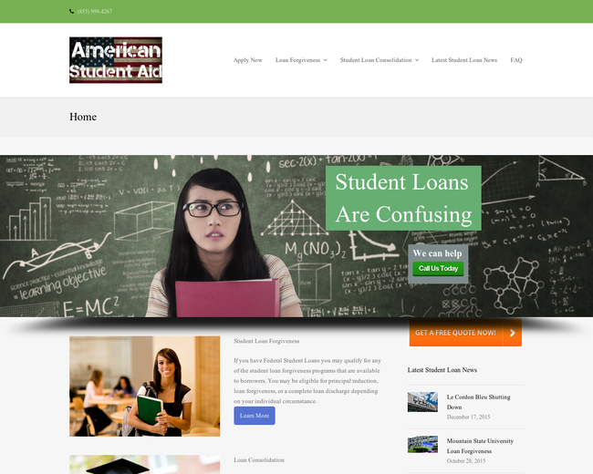 American Student Aid