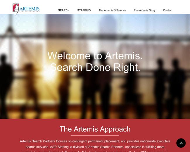 Artemis Search Partners