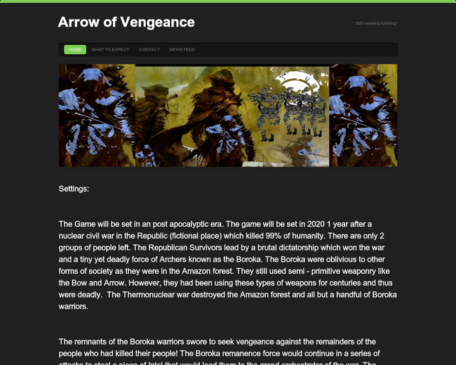Arrow of Vengeance