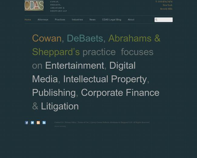 CDAS Venture Law Group