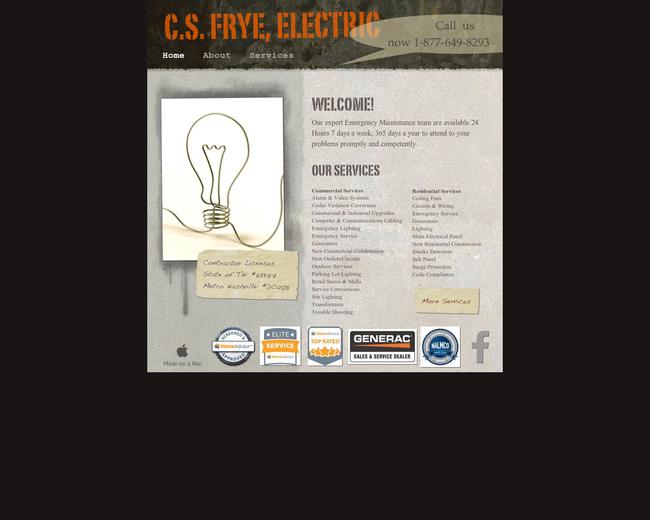 C.S. Frye