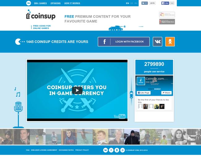 CoinsUp.com