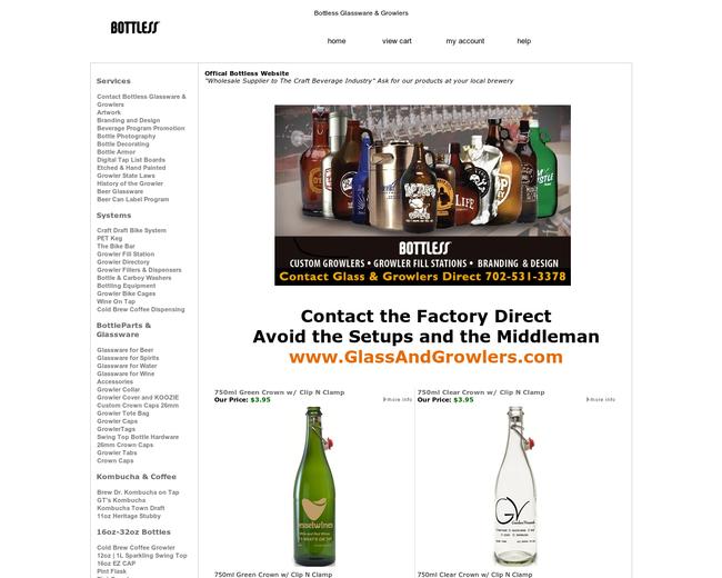 Bottless