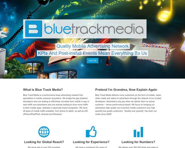 Blue Track Media