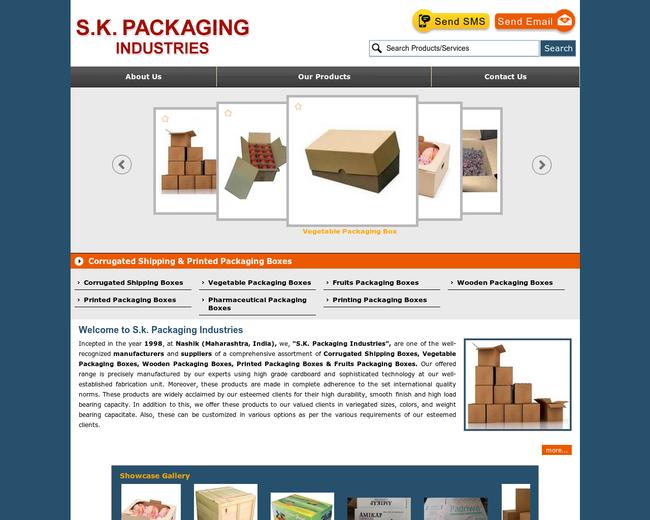 S K Packaging Industries
