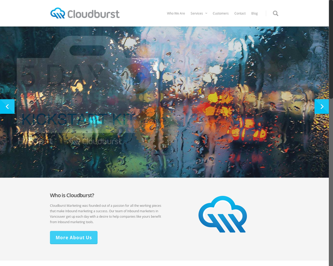 Cloudburst Marketing