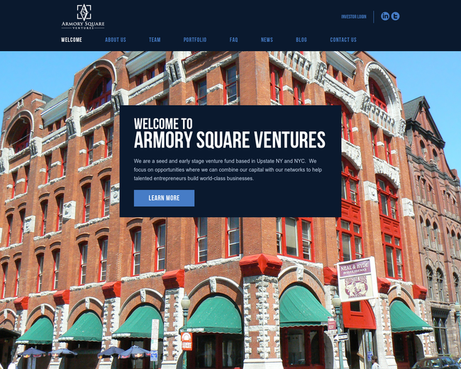 Armory Square Ventures