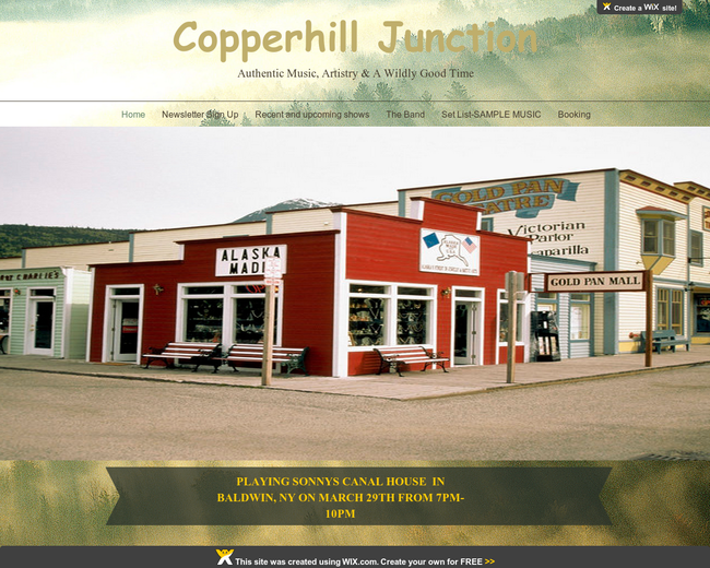 Copperhill Junction