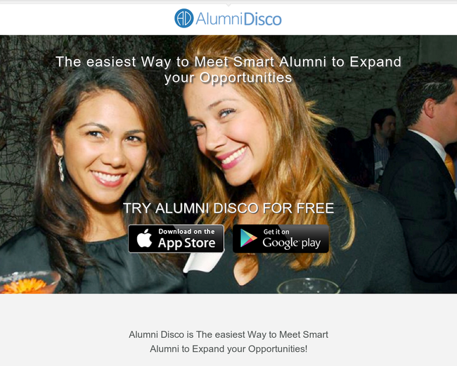 Alumni Disco