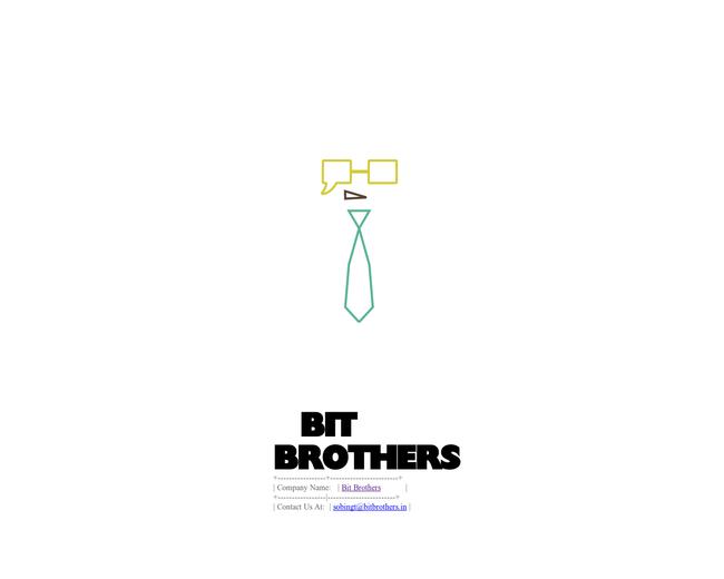 Bit Brothers