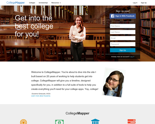 CollegeMapper