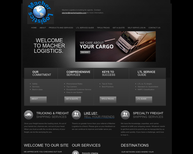 Macher Logistics