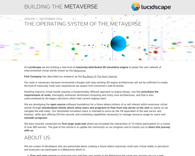 Lucidscape Technologies