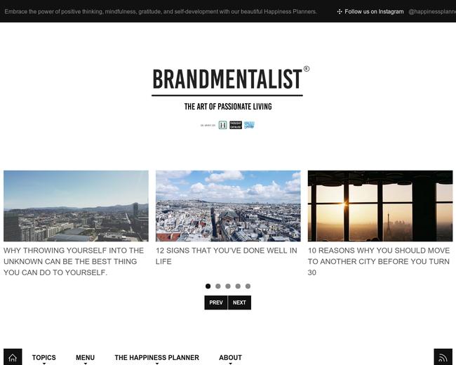 BrandMentalist