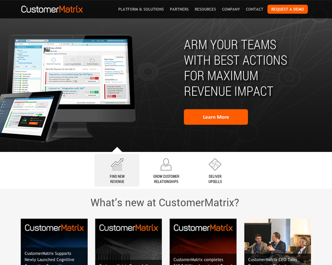 Customermatrix