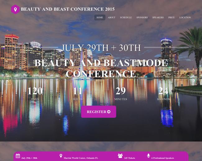 Beauty and Beast Mode University