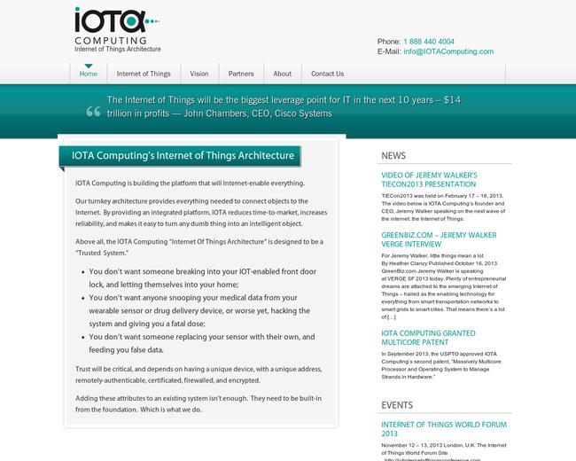 IOTA Computing