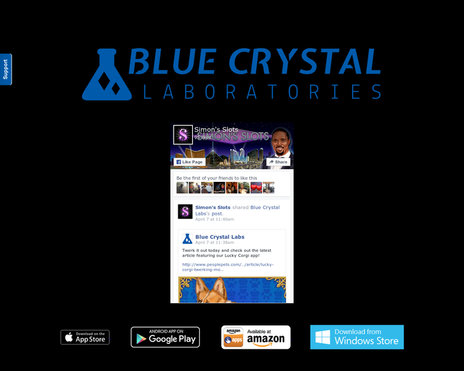Blue Crystal Labs