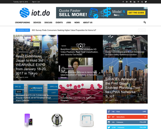 IoT.do - Internet of Things