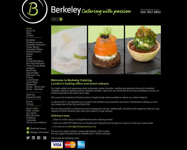 Berkeley Catering