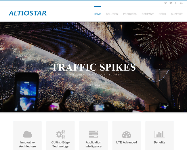 AltioStar Networks