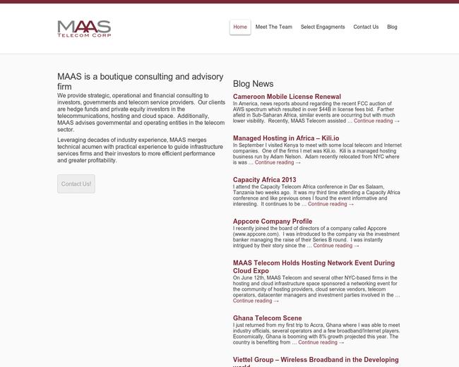 MAAS Telecom