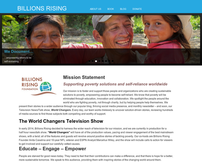 Billions Rising Foundation
