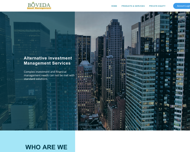 Boveda Asset Management