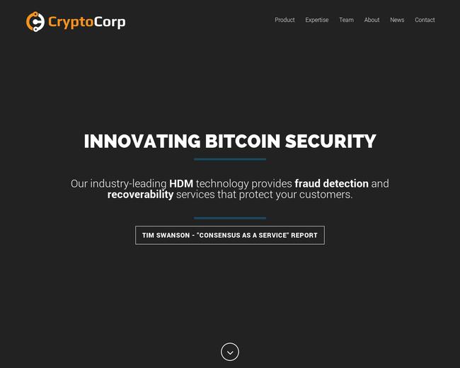 CryptoCorp