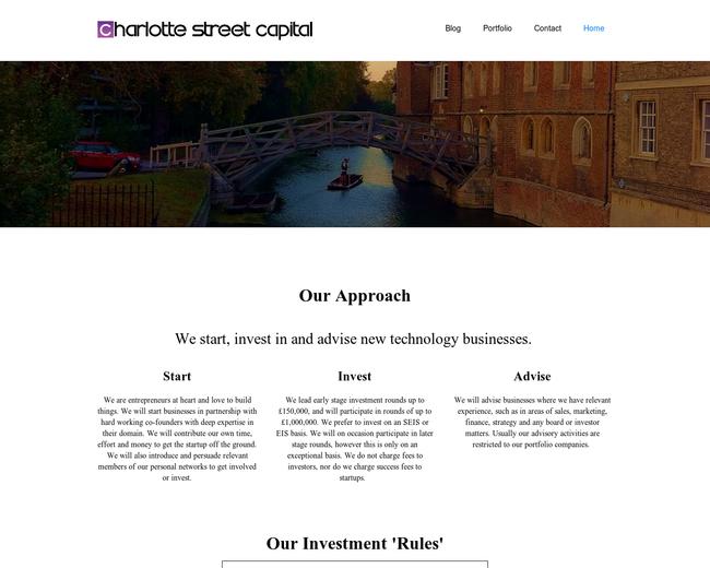 Charlotte Street Capital