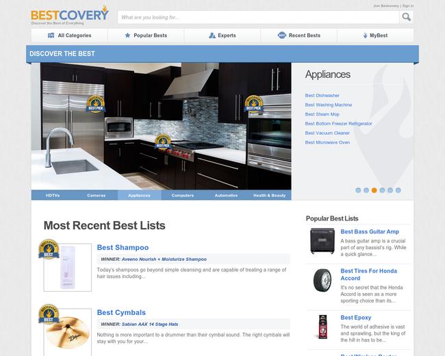 Bestcovery.com