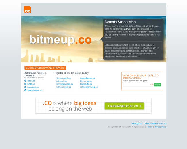 BitMeUp