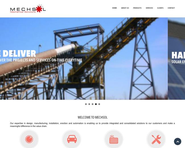 Mechsol Technologies