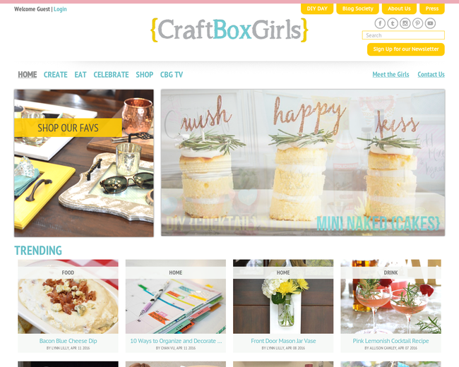 Craft Box Girls